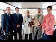 Embedded thumbnail for Fiatalok a Polgári Magyarországért díj átadóünnepsége