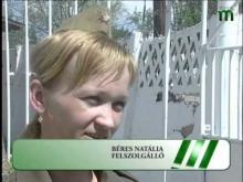 Embedded thumbnail for Cserkésznap a Tisa-1 műsorán