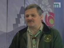 Embedded thumbnail for Stúdióbeszélgetés Popovics Pállal, a Kárpátaljai Magyar Cserkészszövetség elnökével